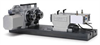 Plate-mounted Dual-Spindle Servo Indexer with Pneumatic Tailstocks -- HA2TS