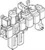 MSB6N-1/2:C3J1M1D7A1F3-WP Filter/Regulator/Lubricator Unit -- 550500