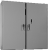 Double Door Enclosure Centre Post Mount -- 2000-CP-606124