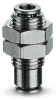 Brass Push-in Fittings - BSP/Metric Size -- 6590 3