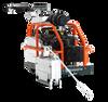 Self-propelled Gas Saw -- Soff-Cut 4000