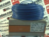 WIRE, H07V-K, BLUE, 2.5MM, 100M; REEL LENGTH (IMPERIAL) :328FT; REEL LENGTH (METRIC) :100M; CONDUCTOR AREA CSA:2.5MM2; JACKET COLOUR:BLUE; JACKET MATE -- 4520022