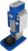 Single-Bath Dilute Solution Polymer Viscometer -- miniPV®-X