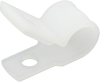 Light Duty Self-Aligning Nylon Cable Clamp 21484, 5/16