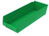 Polypropylene Shelf Bins -- H30138-GN -Image