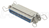 50 Pin SCSI Gender Changer, Female / Female -- DGC50F - Image