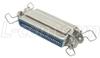 50 Pin SCSI Gender Changer, Female / Female -- DGC50F