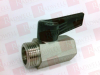 LEGRIS 0491 13 27 ( PLASTIC HNDL BALL VALVE - MALE ) -Image