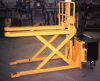 Self Propelled Portable Skid Lift -- PPSL-15B