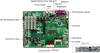 ATX Form Factor Evaluation Carrier Board For COM Express Type II Module -- PCOM-C210 - Image