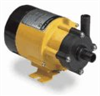 Brushless DC Magnetic Drive Pump, ETFE, 3.6 GPM, 24 VDC, closed-impeller -- GO-72022-25 - Image