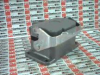 AMPHENOL C146-10F006-003-1 ( BULKHEAD HOUSING, E6, ALUMINIUM ALLOY, 1 LEVER, SPRING COVER; PRODUCT RANGE:HEAVY MATE SERIES; CONNECTOR MOUNTING:BULKHEAD MOUNT; RECTANGULAR SHELL SIZE:E6; FOR USE WIT... -- View Larger Image