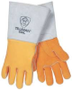 Stick Welding Glove,Gold,XL,PR -- 5UPC2