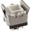 Switch, Basic, Solder LUG Terminal, DPDT, ON-NONE-ON -- 70192357 - Image
