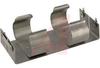Battery Holder; D; 1.187 in. to 1.375 in.; Aluminum; 4; Solder Lug -- 70182740 - Image