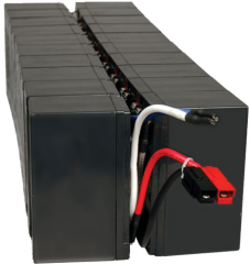 Battery pack from Tripp Lite