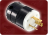 Locking NEMA L7-20P POWER CONNECTOR -- 207P -Image