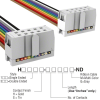 Rectangular Cable Assemblies -- H3CCH-1006M-ND -Image