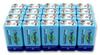 9V NiMH Rechargeable Battery -- RB-9V-S250-SP20