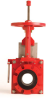 Knife Gate Valves -- Series DX Slurry Knife Gate