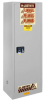 Hazardous Liquid Safety Storage Manual Cabinet -- CAB25824-GRAY