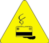 Warning Labels (Battery Hazard; 8