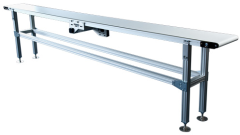 Belt conveyor via QC Industries Conveyors