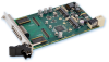 3U cPCI® Serial Carrier Card for AcroPack® Modules -- ACPS3310 - Image