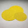 Glue-On Paper - Carbo Gold Aluminum Oxide Discs