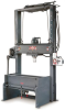 Dake 42-402 75 Ton Elec-Draulic I Rolling Bed Hydraulic Pres -- DAK42402