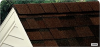Owens Corning Shingles Perforated Hip & Ridge, Teak -- SHINGLESHIPTEAK