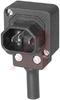 Plug Assembly, Power; 10 A; 250 VAC; 10000 Megohms (Min.); Nylon; 18 AWG -- 70133307 - Image