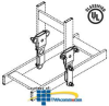 Chatsworth Products U.L. Classified Vertical Swivel Splice.. -- 16489 -- View Larger Image