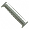 Rectangular Connectors - Headers, Male Pins -- 0908140718-ND -Image