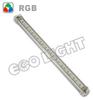 RGB LED Light Bar - Aluminum Extrusion w/ Plastic Cover.. -- SL-HK-RGB-10