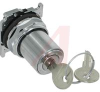 2 POSITION MAINTAINED SELECTOR SWITCH -KEYED -- 70057473