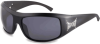 TapouT Anaconda Choke Sunglasses with Matte Black Frame and -- TAP-92071