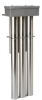 Process Technology 3S & 3T Series Triple Metal Immersion Heaters -- 13584 - Image
