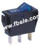 Single-pole Rocker Switch -- IRS-101-1B ON-OFF - Image