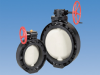 D-Series High Pressure Thermoplastic Butterfly Valves - Image