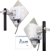5.8 GHz Outdoor 800 Mbps Wireless Ethernet Bridge -- AW58800HTP-PAIR