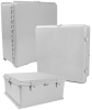 Nema and IP Rated Electrical Enclosure 24X24X10 -- P242410 - Image