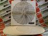 INVENSYS 898063 ( CHART RECORDER PAPER -50 TO 50RANGE 24H 100/BOX ) -Image