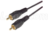 ThinLine Coaxial Cable RCA Male/Male 25.0 ft -- CTL1R-25
