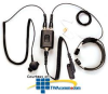 Pryme Radio Products Heavy Duty Throat Mic for Vertex.. -- SPM-1512