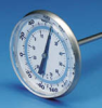 Fisherbrand Dual-Scale Bimetal Dial Thermometers -- hc-15-077-2A - Image