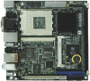 MB740 Mini-ITX Motherboard with Socket A for AMD Geode NX series processors -- 2807616