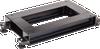 Vibration Isolator -- WFR-&-WFB-Wide-Flange-Structural-Steel-Rails-&-Bases -Image