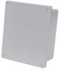 AM Series JIC Size Junction Box NEMA 4X Fiberglass Enclosures -- AM1086 - Image