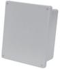 JIC Size Junction Box NEMA 4X Fiberglass Enclosures -- AM664 - Image